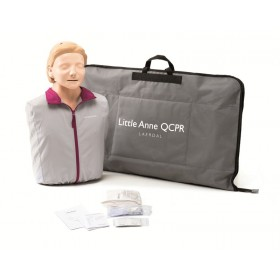 Little Anne QCPR avec sac...