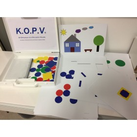 Kit orthoptique KOPV