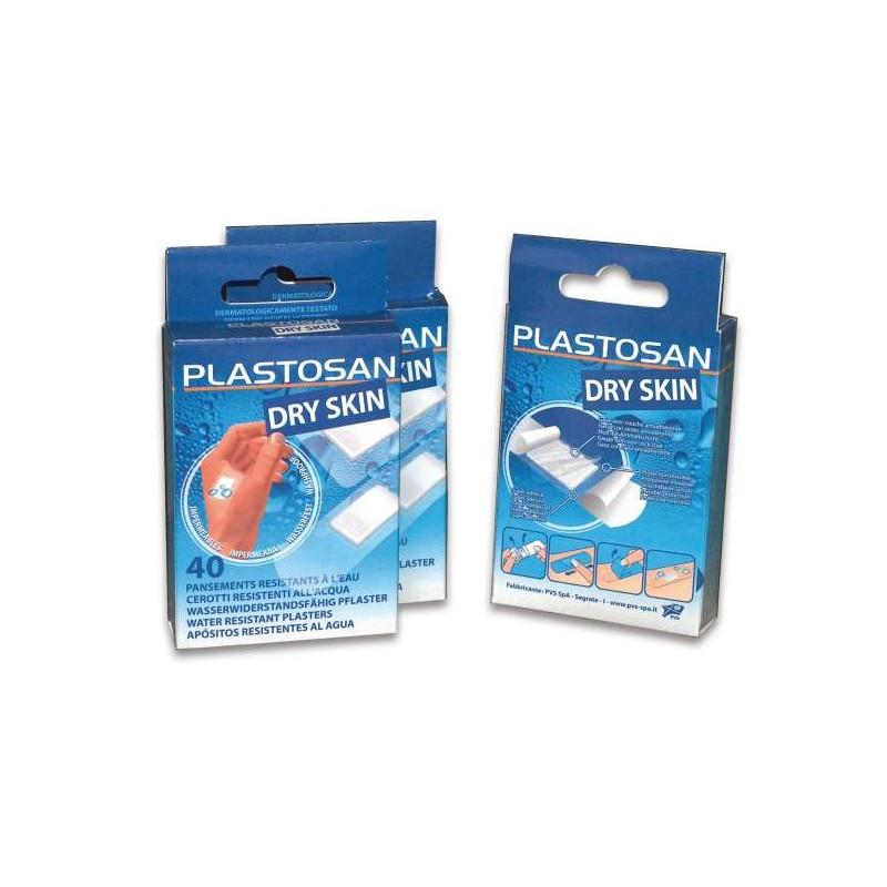Boutique de 1er Secours - Assortiment Pansements imperméables transparents CER041 Dry Skin