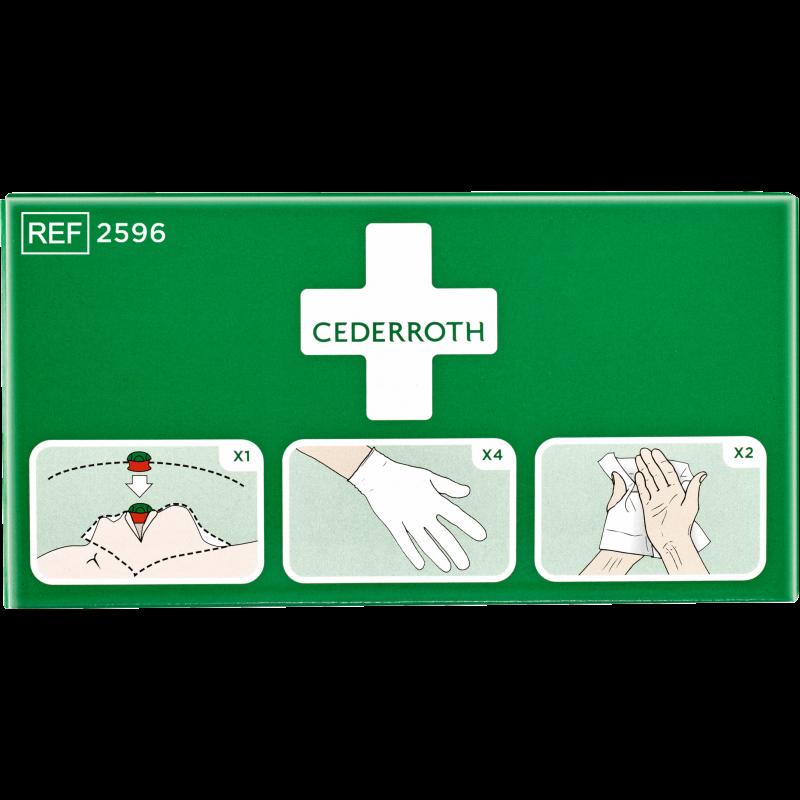 Boutique de 1er Secours - Kit de protection Cederroth Ref 2596