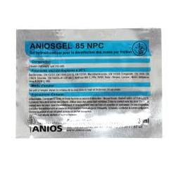 Boutique de 1er Secours - Gel anti-bactérien Anios 3ml