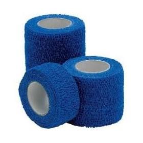 Bande cohésive bleue 4.5m