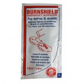 Dosette hydrogel Burnshield...