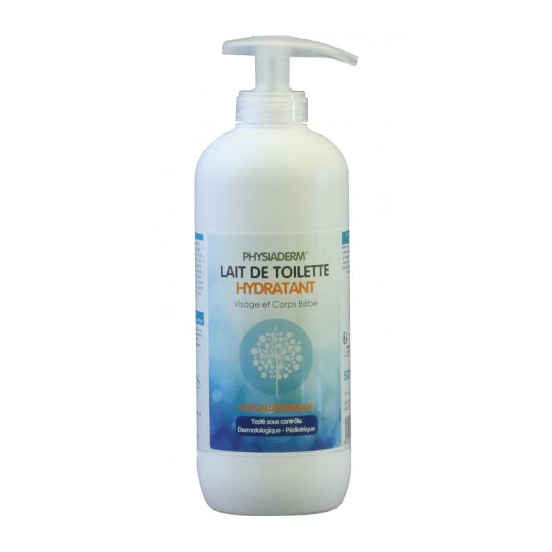 Boutique de 1er Secours - Lait toilette Physiaderm – PHYLAIT