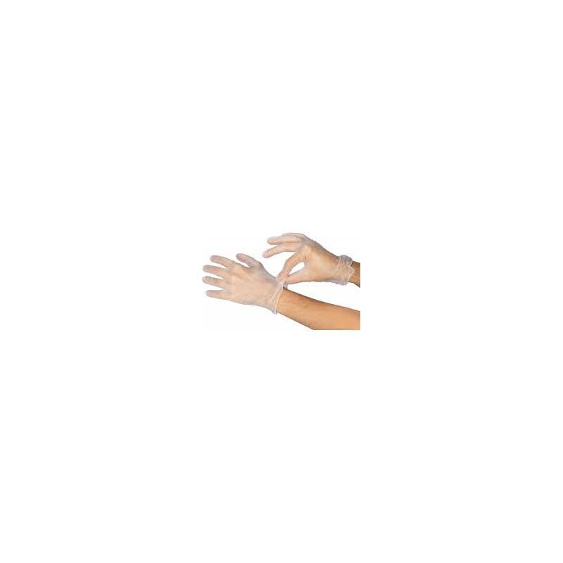 Boutique de 1er Secours - Paire de Gants en vinyle 8/9