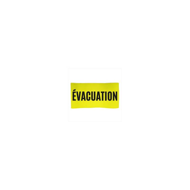 Boutique de 1er Secours - Brassard évacuation