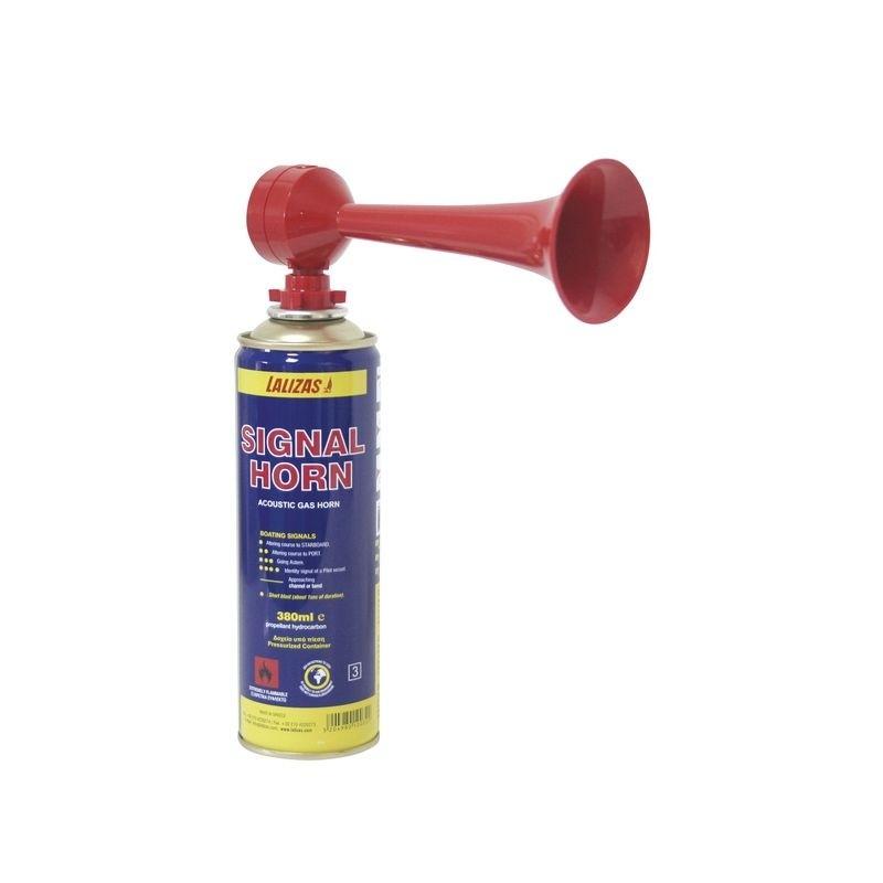 Boutique de 1er Secours - Recharge pour corne de brume à gaz