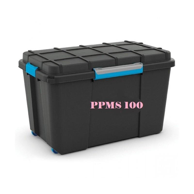 Boutique de 1er Secours - Malle PPMS 100 personnes
