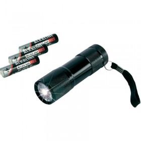 Lampe torche 9 diodes avec...