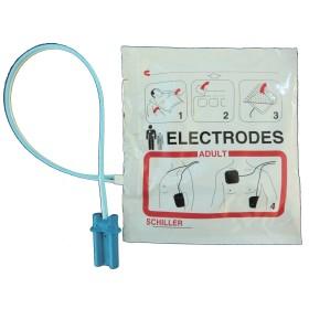 Électrodes Schiller Fred...